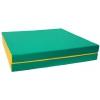 Мат гимнастический КМС № 8 gree-yellow, купить за 2 970руб.