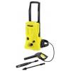 Минимойка Karcher K 4 Basic желтый, купить за 12 300руб.