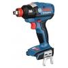 Гайковерт Bosch GDX 18 V-EC 0, синий, купить за 13 580руб.