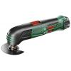 Шлифмашина Bosch PMF 10,8 LI 0, зеленая, купить за 6 670руб.