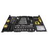 Набор инструментов Kolner KTS 59, черный, купить за 2 590руб.