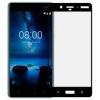 Защитное стекло для смартфона Glass Pro Nokia 8 Full Screen  черное, купить за 525руб.