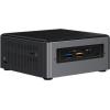Неттоп Intel NUC BOXNUC6CAYSAJ черный/серый, купить за 14 100руб.