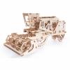 Конструктор Ugears - Комбайн, 3D-пазл, купить за 2 990руб.