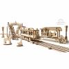 Конструктор Ugears - Трамвайная линия, 3D-пазл, купить за 2 990руб.