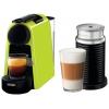 Кофемашина De'Longhi EN 85.LAE Essenza Mini, зеленая, купить за 9 960руб.