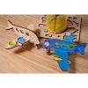 Конструктор Ugears 4kids  Аэроплан, 3D-пазл, купить за 390руб.