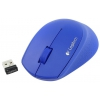 Logitech M280 Wireless Mouse, синяя, купить за 1 275руб.