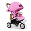Коляска AirBuggy Coco Brake, розовая, купить за 35 000руб.