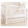 Детская кроватка Гандылян Габриэлла Люкс (универсальный маятник), белая, купить за 22 575руб.
