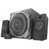 Компьютерная акустика Trust Zelos 2.1, черная, купить за 5 335руб.