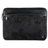 Сумка для ноутбука Чехол Hama Mission Camo 13.3, черный, купить за 1 495руб.