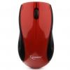 Мышку Gembird MUSW-320-R красная, купить за 420руб.
