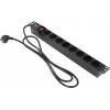 Удлинитель электрический 5bites PDU819P-01, блок розеток, шнур 1.8м, купить за 970руб.