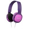 Philips SHK2000PK/00, розовые с фиолетовым, купить за 1 550руб.