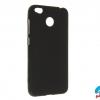 Чехол для смартфона TPU для Xiaomi Red Mi 4x, черный матовый, купить за 50руб.