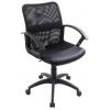 Компьютерное кресло Бюрократ CH-590, чёрное, купить за 3 475руб.