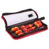 Набор инструментов КВТ НИО-06, красный, купить за 820руб.