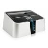 Аксессуар компьютерный Agestar 3UBT2 (USB3.0, 2.5/3.5'', SATA3), док-станция для накопителей, серебристая, купить за 1 735руб.