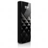 Usb-флешка Silicon Power Ultima U03 16GB, черная, купить за 550руб.