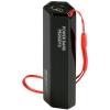 Inter-Step PB26001UB, черный с красным ремешком, купить за 840руб.