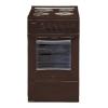 Плита Лысьва ЭП 4/1э03 М2С BN, коричневая (без крышки), купить за 12 090руб.