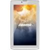 Планшетный компьютер Digma Plane 7004 3G, белый, купить за 3 580руб.