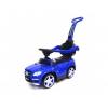 Каталка RiverToys Mercedes-Benz GL63 A888AA-M, синий, купить за 4 900руб.