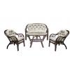 Кресло садовое Комплект Мебель Импэкс ROMA МИ, орех, купить за 40 299руб.
