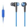 Sony MDR-XB50AP/L, синие, купить за 1 785руб.