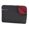 Сумка для ноутбука Чехол Hama Notebook 13.3, серый/красный, купить за 1 185руб.