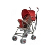 Коляска Baby Care Hola, красная 2018, купить за 2 490руб.