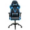 Игровое компьютерное кресло DXRacer Valkyrie OH/VB03/NB, чёрно-синее, купить за 27 990руб.