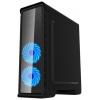 Корпус GameMax G(9)503X Elysium без БП, черный, купить за 3 075руб.