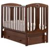 Детская кроватка Гандылян Диана (универсальный маятник), орех, купить за 17 640руб.