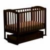 Детская кроватка Кубаньлесстрой Василек БИ 09.2, махагон, купить за 12 025руб.