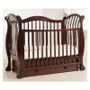 Детская кроватка Гандылян Габриэлла Люкс (универсальный маятник), махагон, купить за 22 575руб.