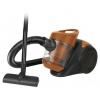 Пылесос Home Element HE-VC1804, черный/оранжевый, купить за 2305руб.
