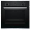 Духовой шкаф Bosch HBF214BB0R, черный, купить за 19 590руб.