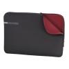 Сумка для ноутбука Чехол Hama Neoprene Notebook Sleeve 15.6, серый/красный, купить за 1 075руб.
