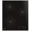 Варочная поверхность Fornelli PI 45 INIZIO BL, черная, купить за 28 044руб.