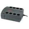 Источник бесперебойного питания APC Back-UPS ES 400VA 230V (BE400-RS) черный, купить за 5 565руб.