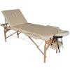 Стол массажный DFC NIRVANA Relax Pro, бежевый, купить за 11 790руб.