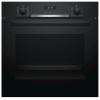 Духовой шкаф Bosch HBG517BB0R, черный, купить за 26 675руб.