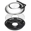 Сковорода Vitesse VS-2380 33 см с антипригарным покрытием, купить за 2 380руб.