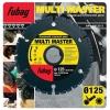 Алмазный диск Fubag Multi Master_ диам 115/22.2, купить за 895руб.