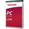 Жесткий диск HDD Toshiba HDWL120EZSTA 2000 Gb, Sata, 2,5, 5400 rpm, 128 mb cache, купить за 4 790руб.