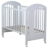 Детская кроватка Fiorellino Fiore (на ножках), белая, купить за 16 875руб.