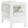 Детская кроватка Feretti Le Chic, белая, купить за 24 370руб.