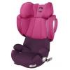 Автокресло Cybex Solution Q3-fix 2-3 (15-36 кг) Mystic Pink, розовое, купить за 18 590руб.